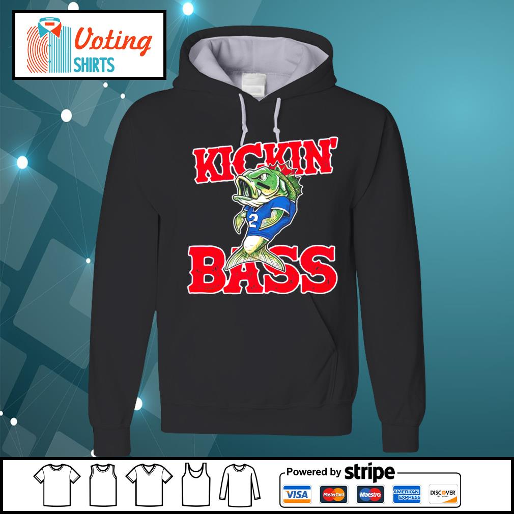 Buffalo Kickin' Bass hoodie
