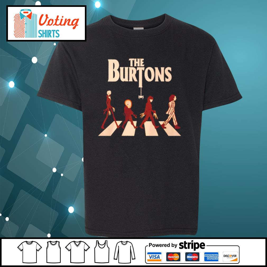 Abbey Road The Burtons s youth-tee