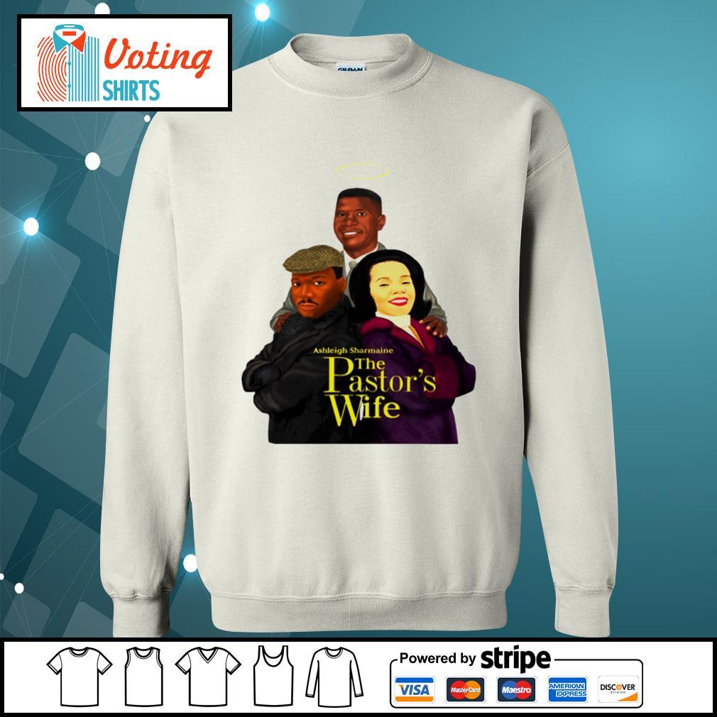Ashleigh Sharmaine The Pastor_s Wife s sweater