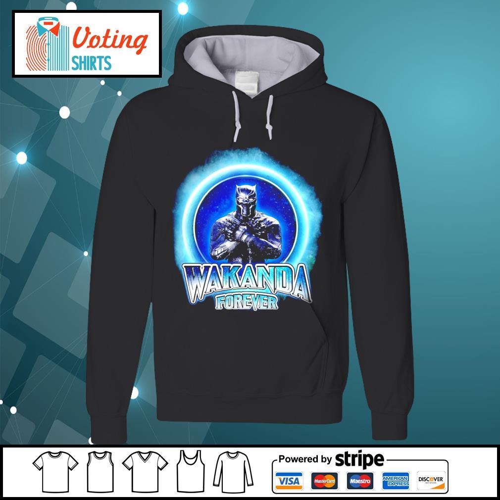 Black Panther Merchandise Wakanda forever s hoodie