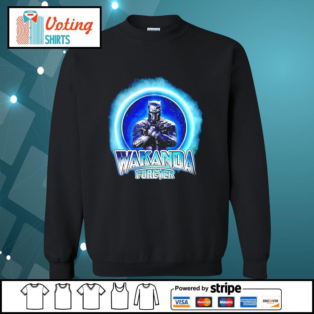 Black Panther Merchandise Wakanda forever s sweater