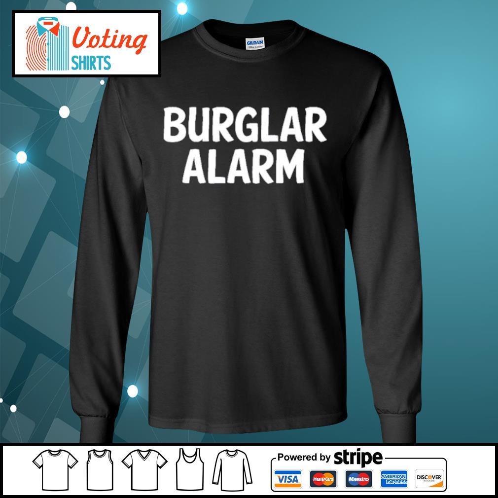 Burlar Alarm Shirt longsleeve-tee