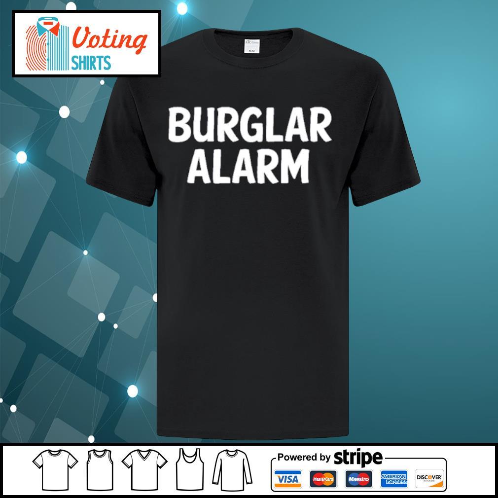 Burlar Alarm Shirt