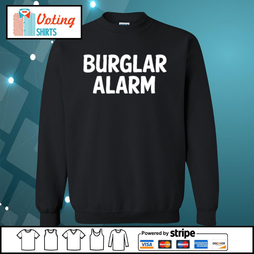 Burlar Alarm Shirt sweater