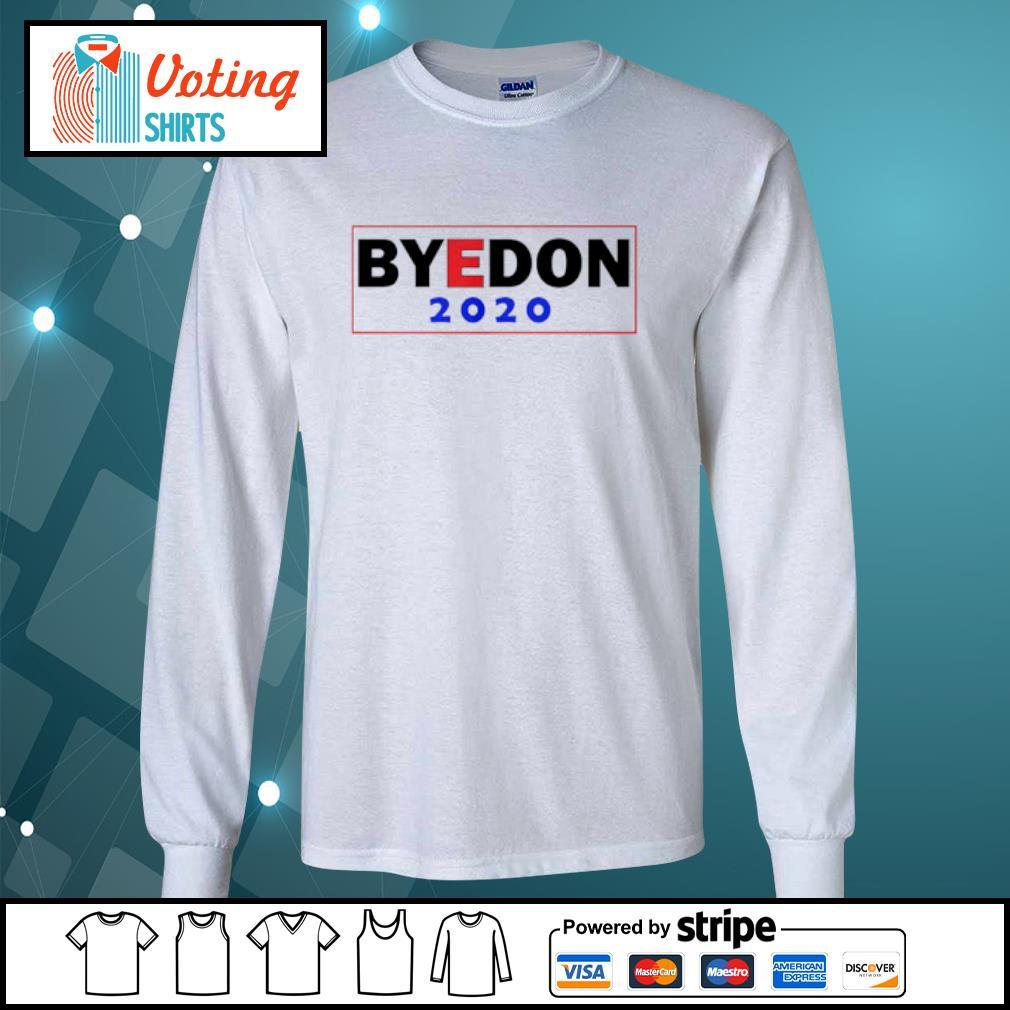 Byedon 2020 s longsleeve-tee