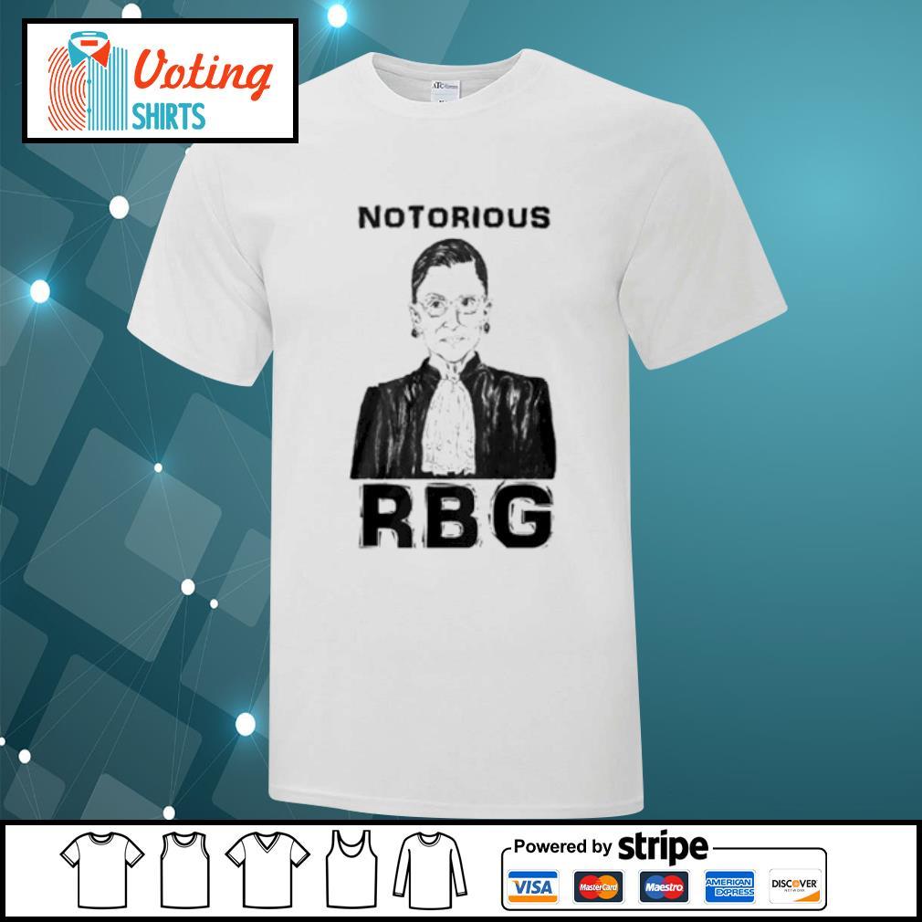 Celebrate the Notorious RBG Shirt