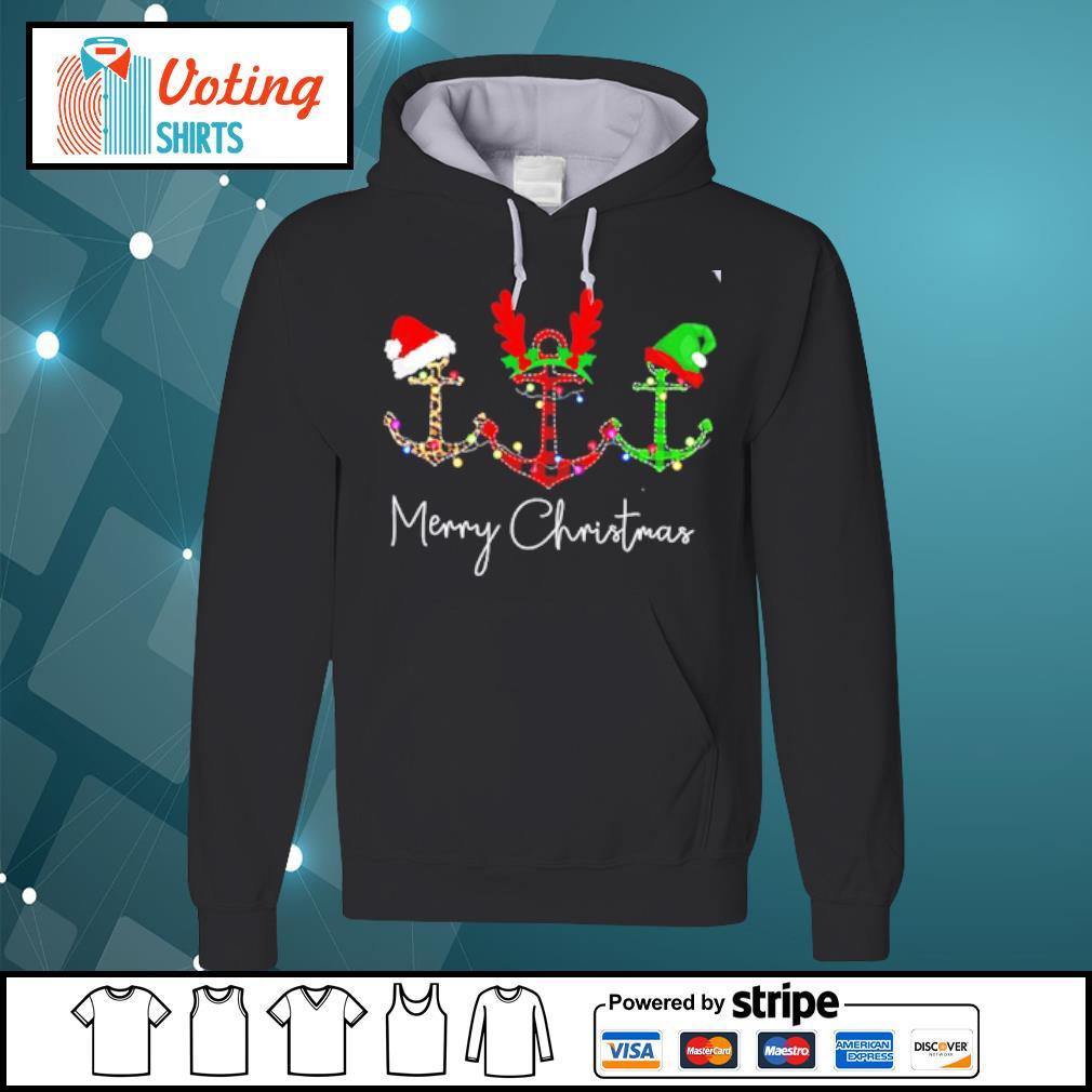 Cruises Merry Christmas s hoodie