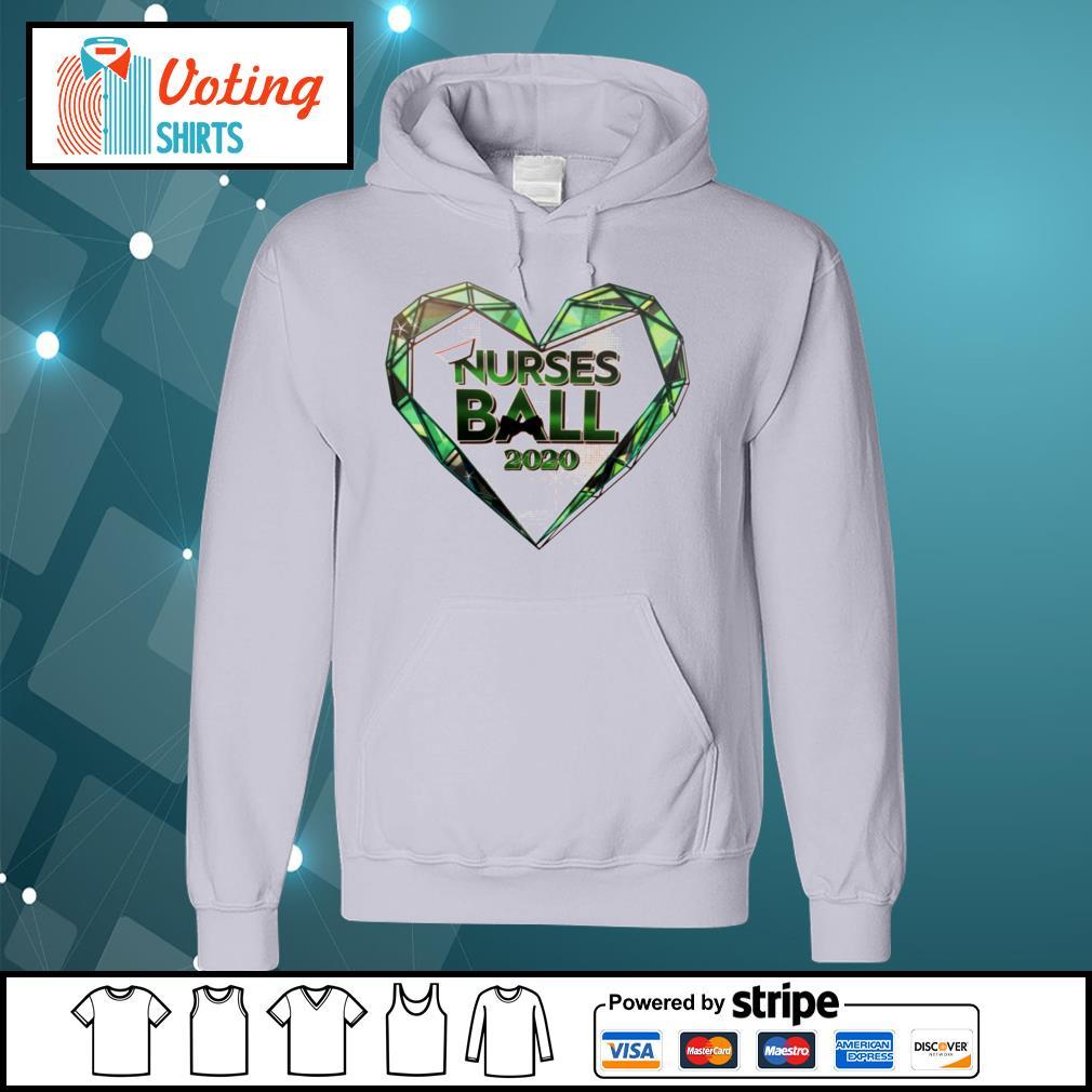 General hospital nurses ball 2020 s hoodie