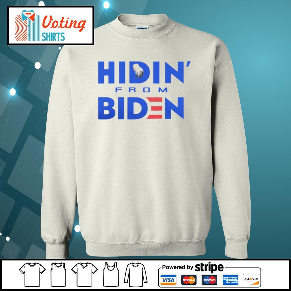 Hidin From Biden s sweater