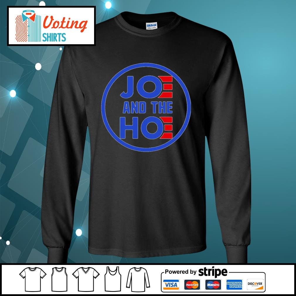 Joe and the Hoe s longsleeve-tee