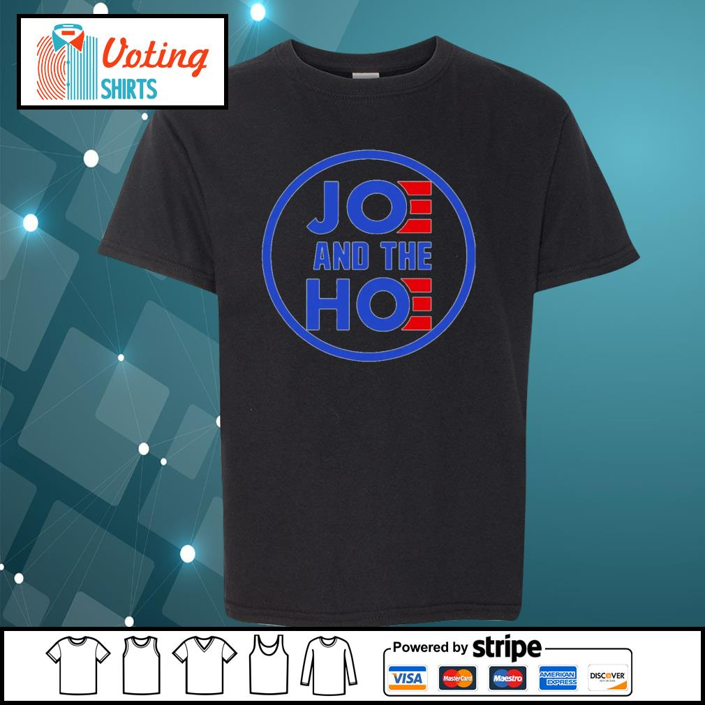 Joe and the Hoe s youth-tee