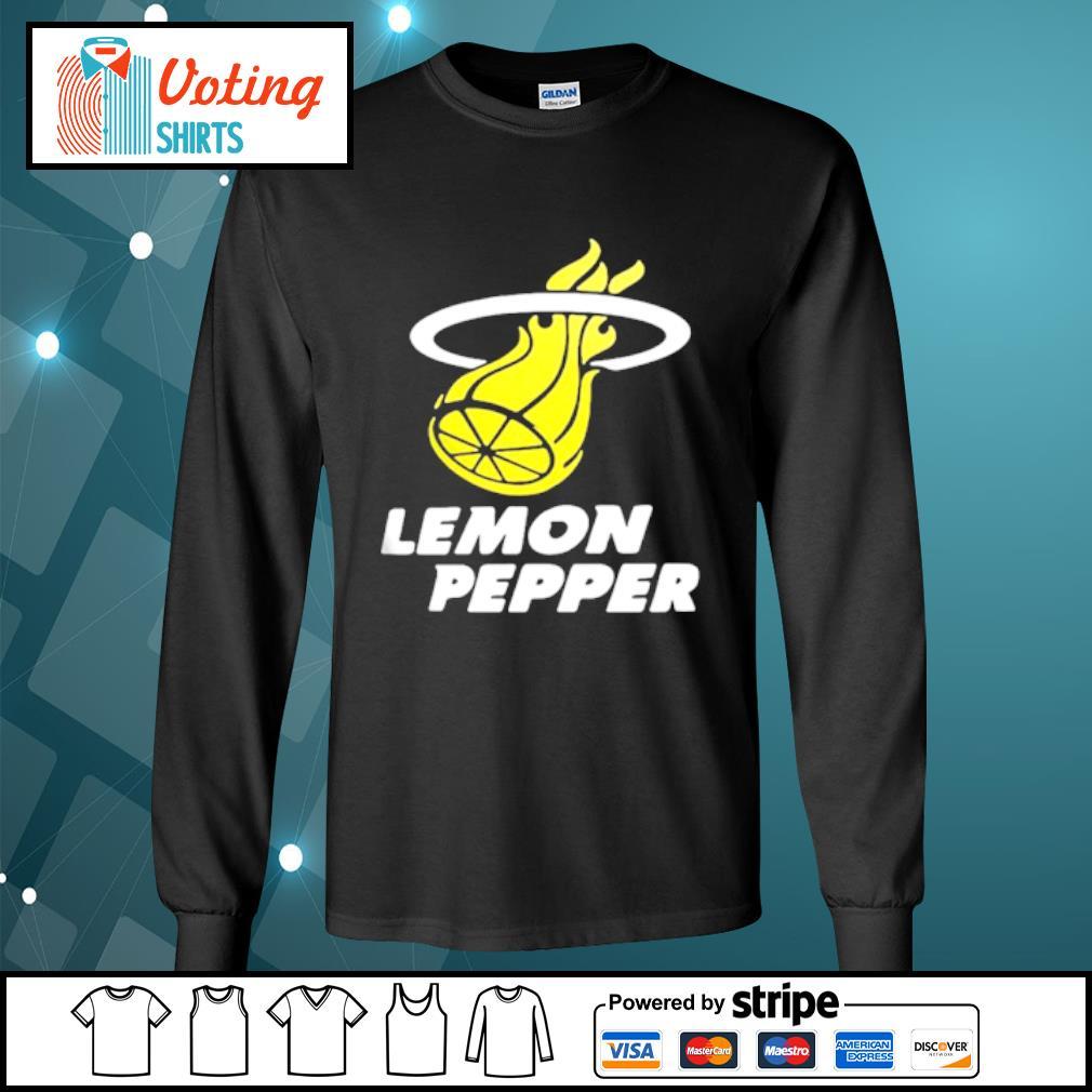 Lemon Pepper s longsleeve-tee