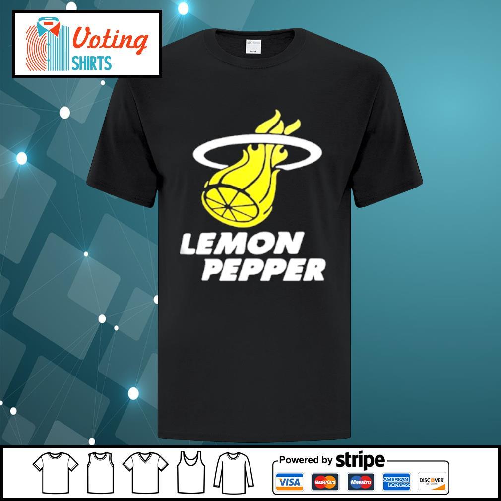 Lemon Pepper shirt