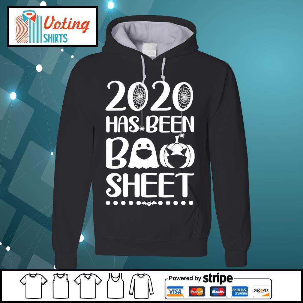 2020 has been boo sheet s hoodie