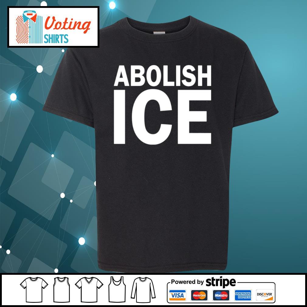 Abolish Ice s youth-tee