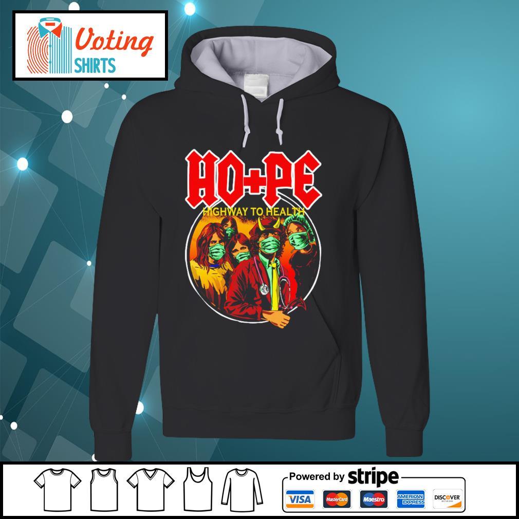 ACDC hope highway to health s hoodie