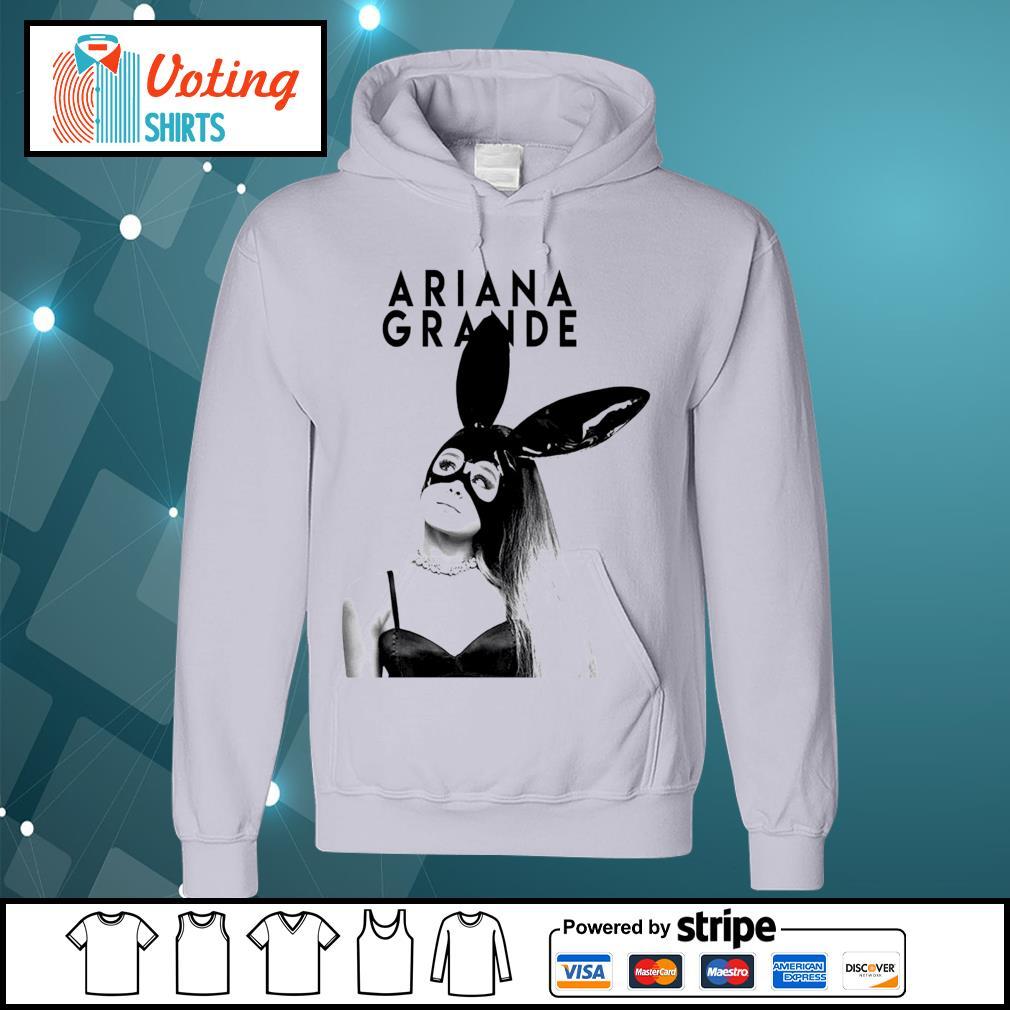 Ariana Grande Bunny s hoodie