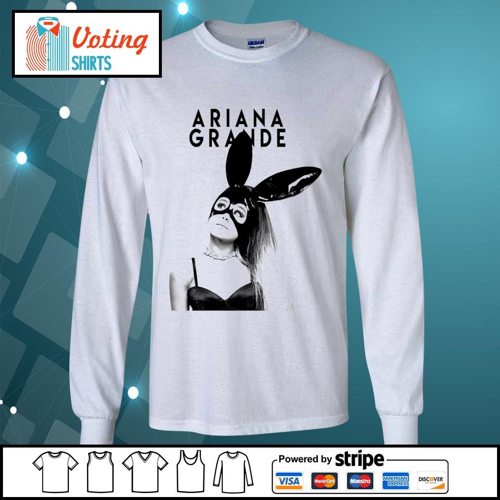 Ariana Grande Bunny s longsleeve-tee