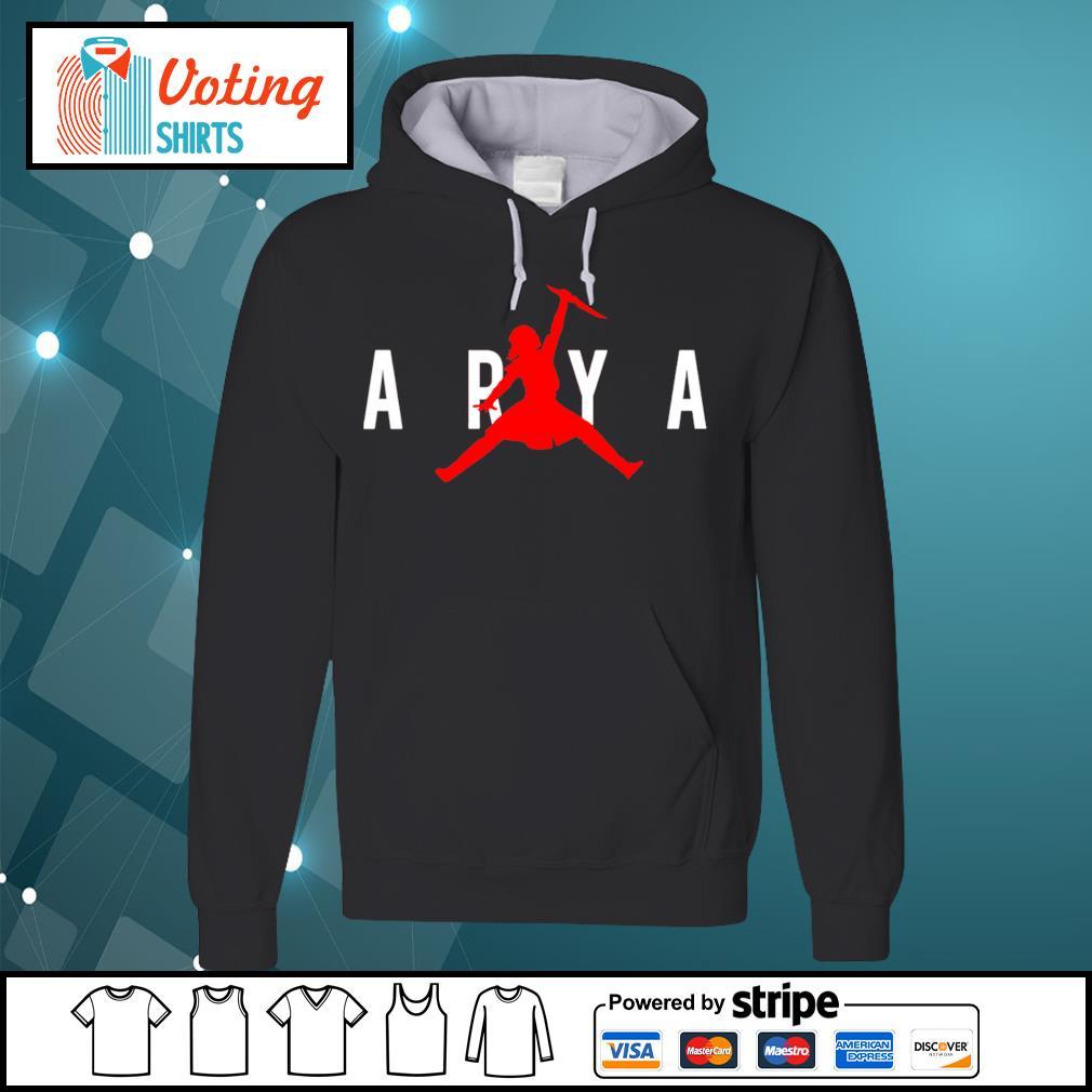 Arya Air Jorda s hoodie