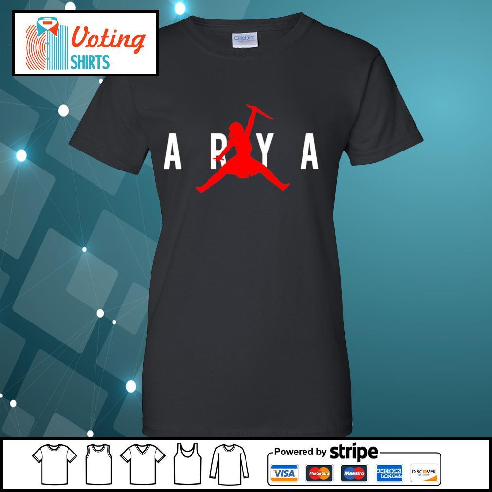 Arya Air Jorda s ladies-tee