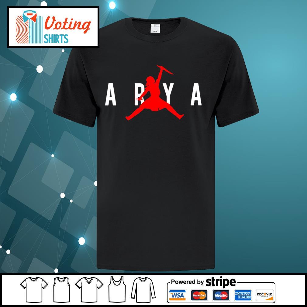Arya Air Jorda shirt