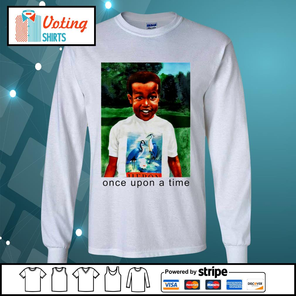 Ashley Banjos once upon a time s longsleeve-tee