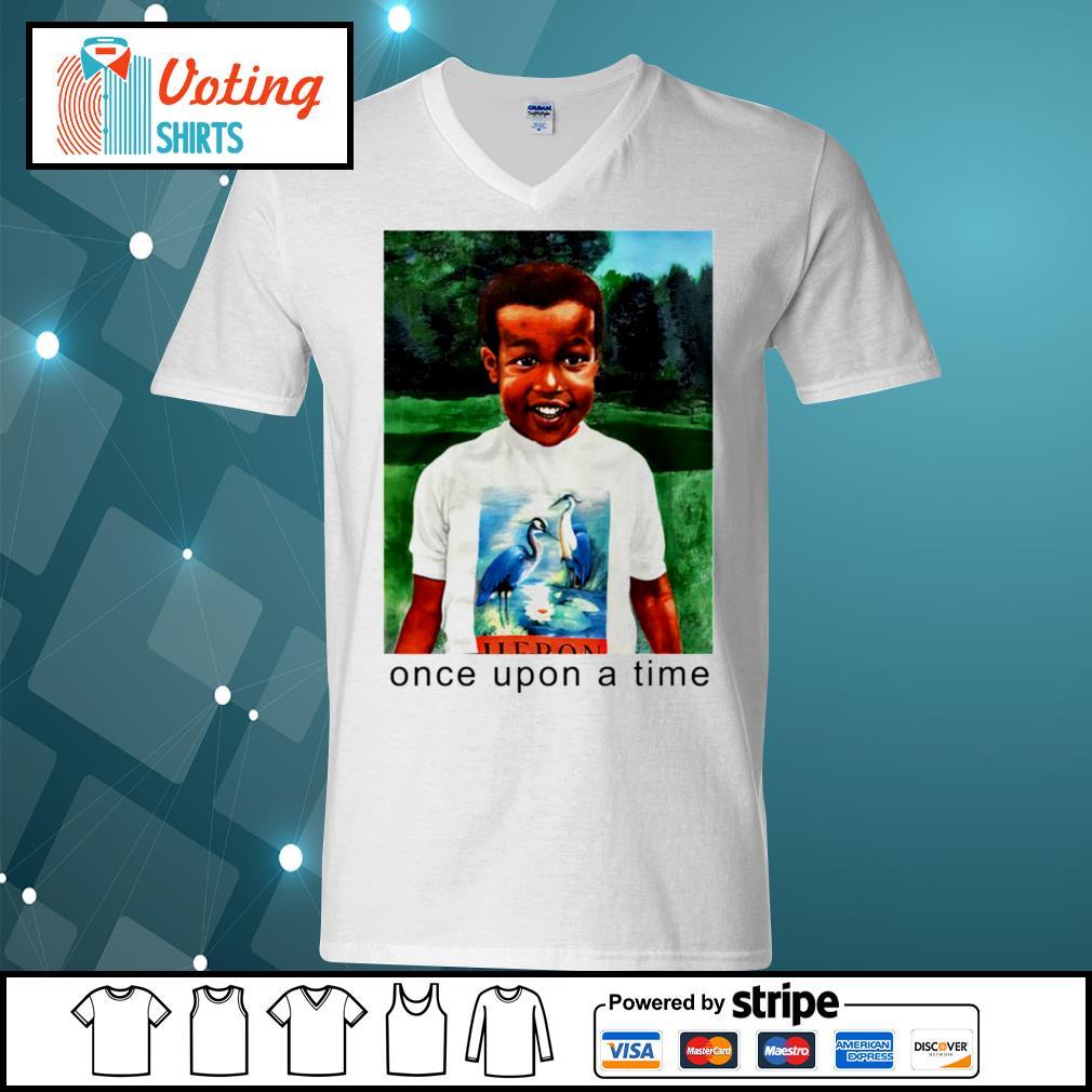 Ashley Banjos once upon a time s v-neck-t-shirt
