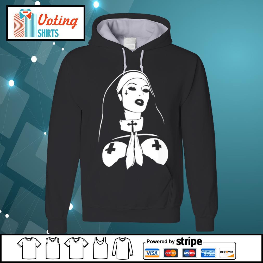 Bad Nun s hoodie