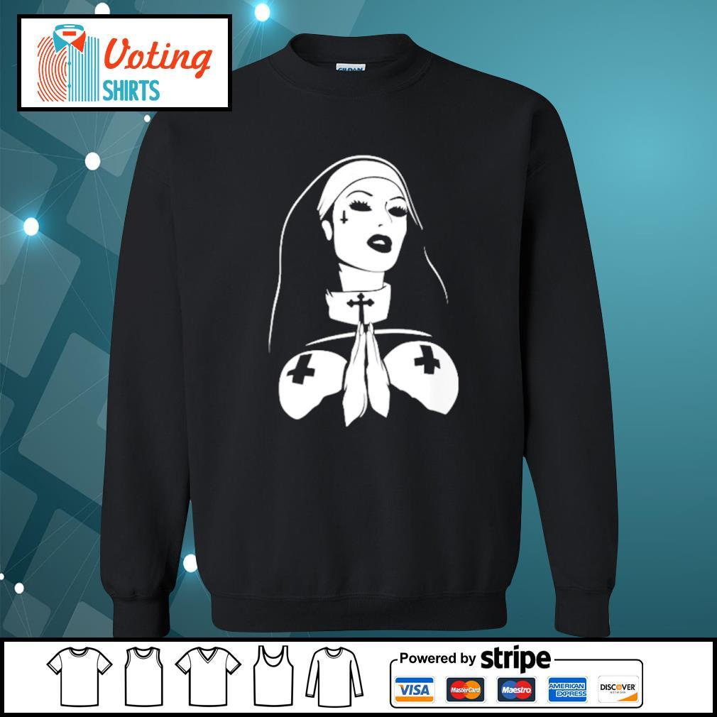 Bad Nun s sweater