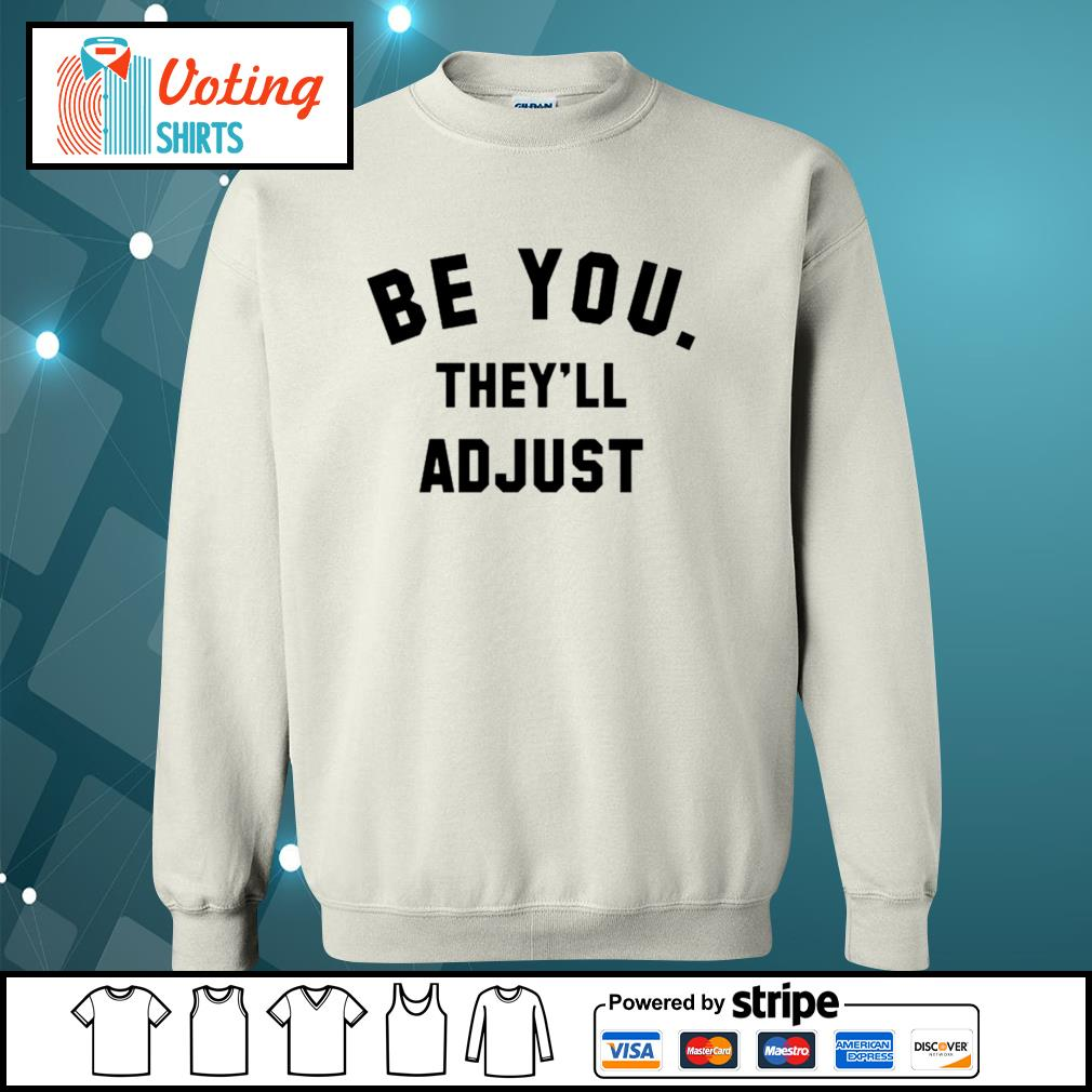 Be you they'll adjust s sweater
