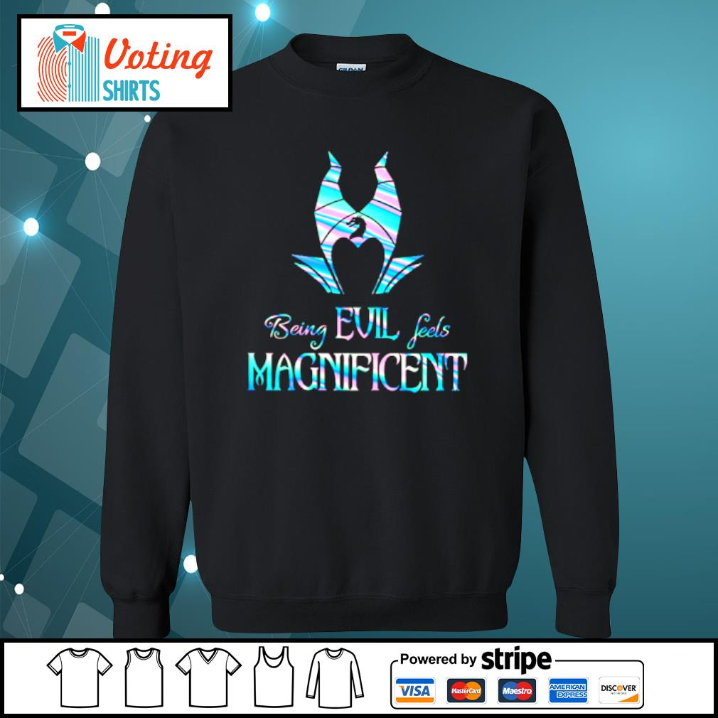 Being avil feels Magnificent s sweater