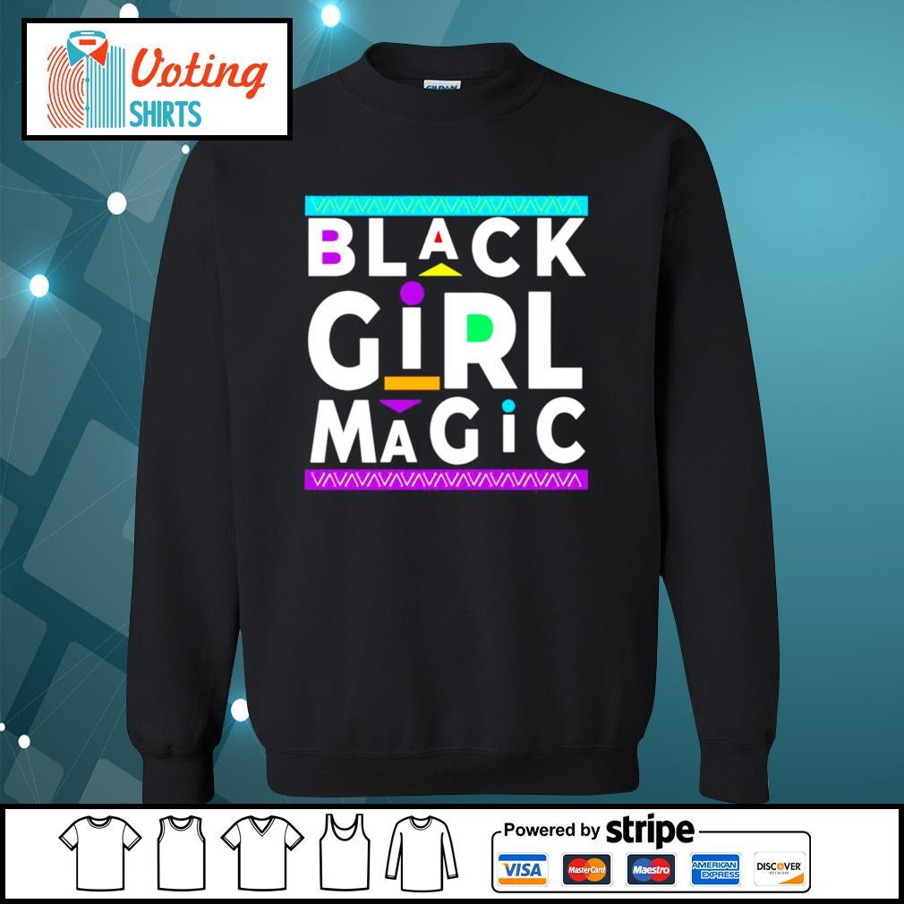 Black Girl Magic s sweater