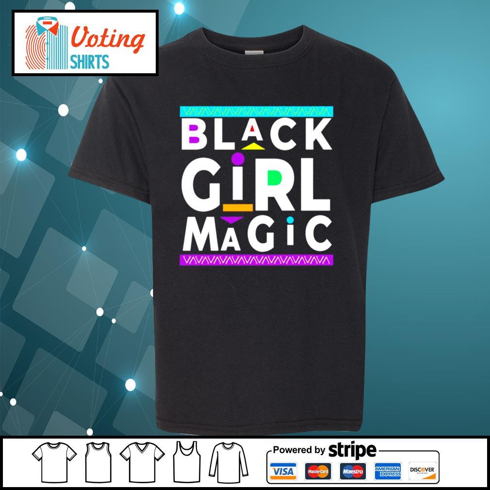 Black Girl Magic s youth-tee