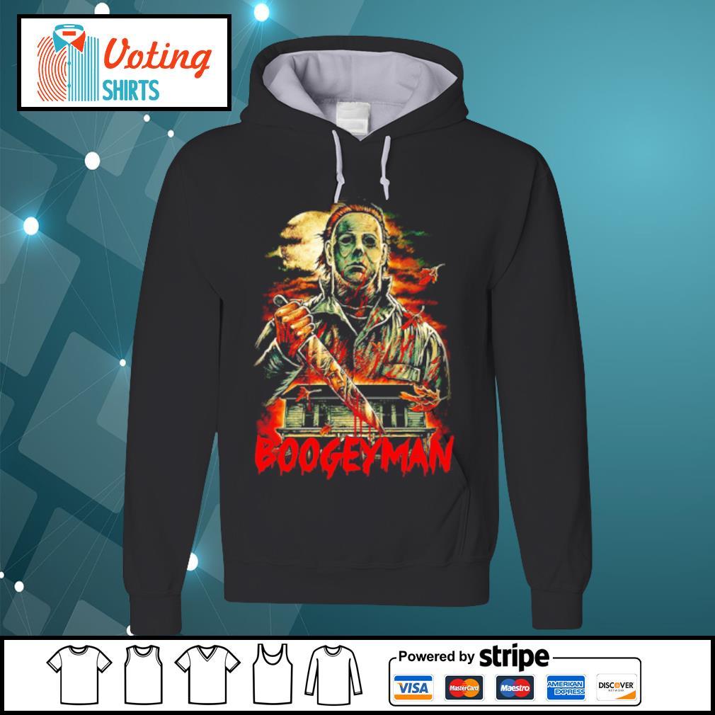 Boogeyman Michael Myers Halloween s hoodie