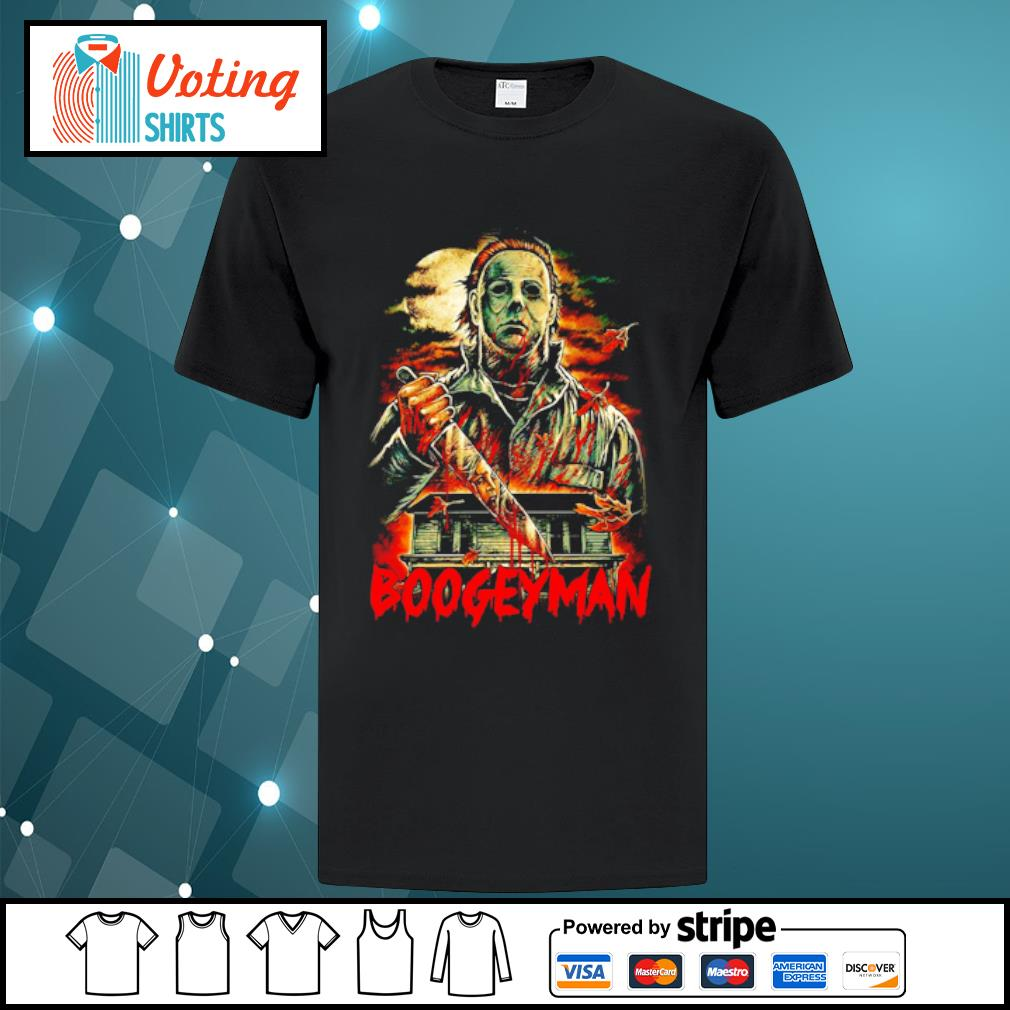 Boogeyman Michael Myers Halloween shirt