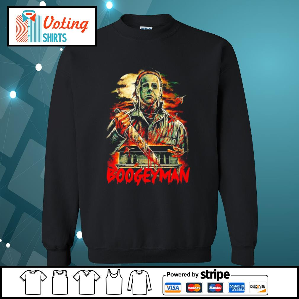 Boogeyman Michael Myers Halloween s sweater