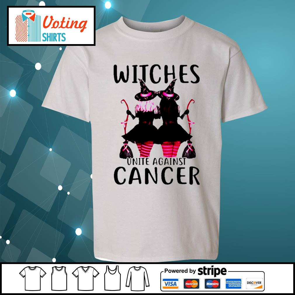 Breast Cancer Witches unite against cancer s youth-tee