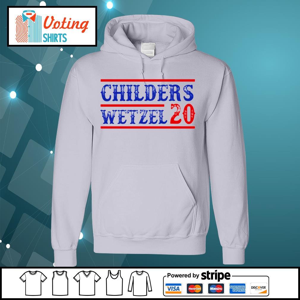 Children's Wetzel 20 s hoodie