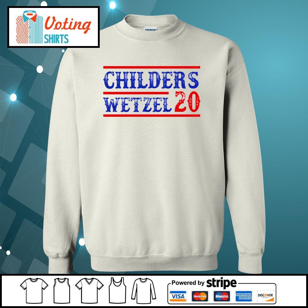 Children's Wetzel 20 s sweater
