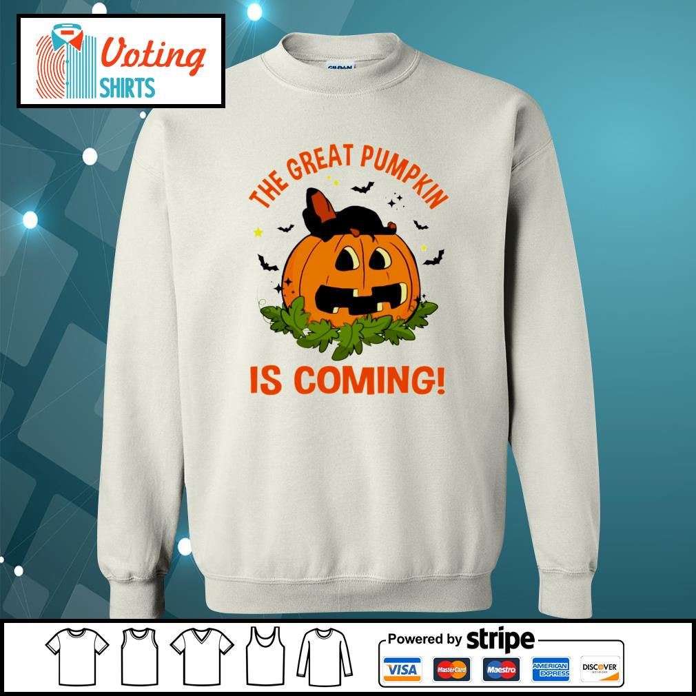 Dachshund the great pumpkin is coming s sweater