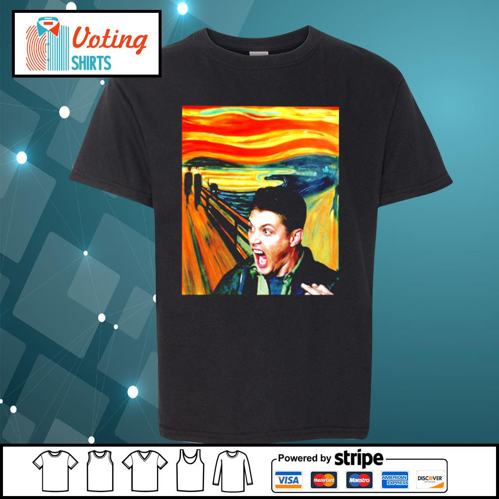 Dean Winchester The Scream s youth-tee
