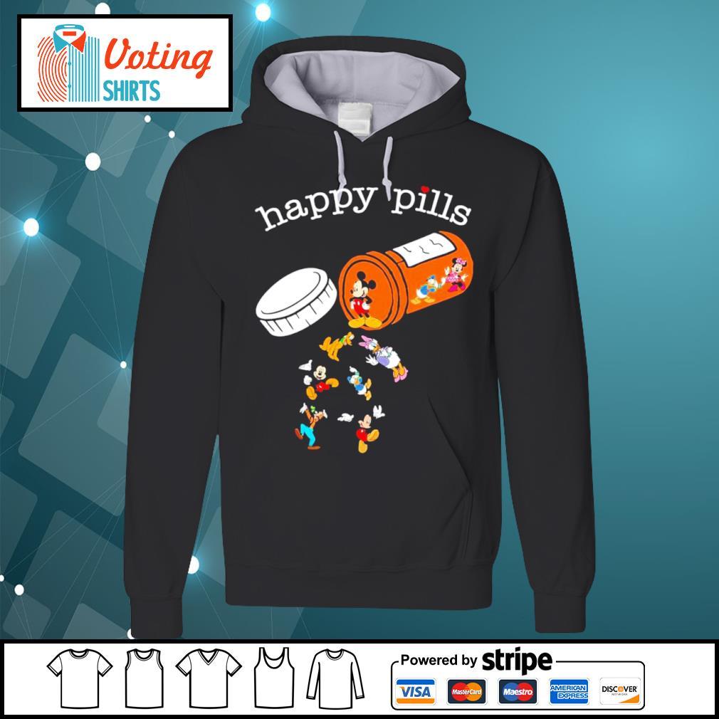 Disney Mickey Mouse happy pills s hoodie