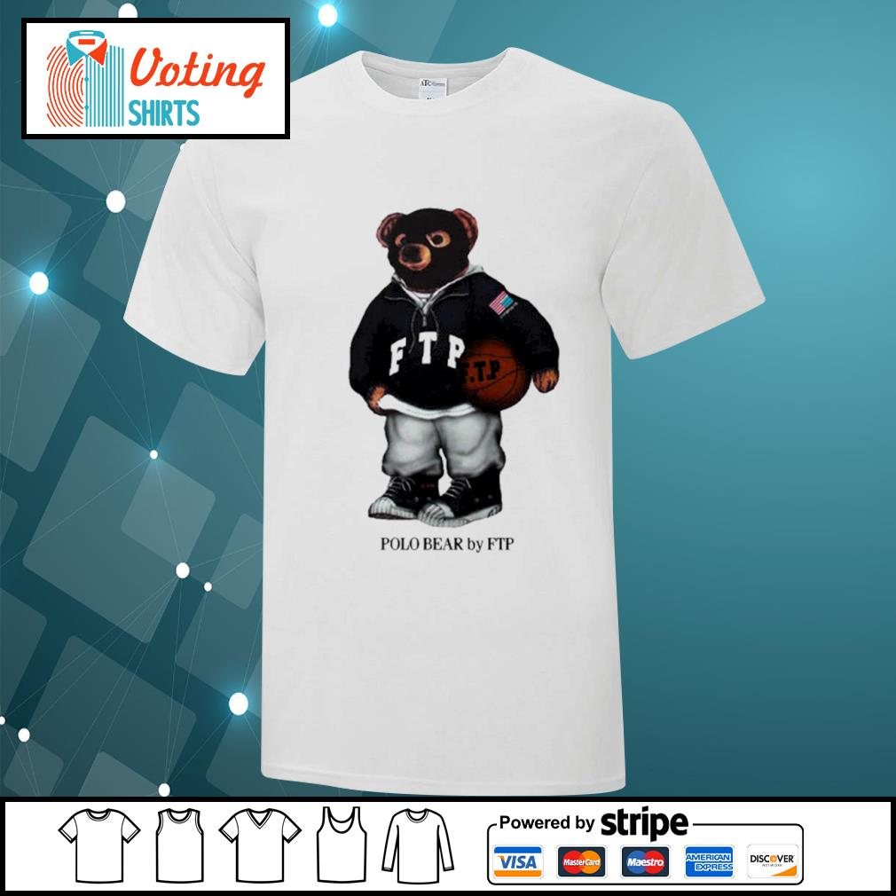 FTP polo bear shirt