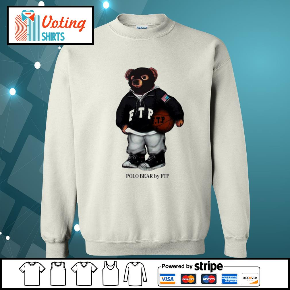 FTP polo bear s sweater