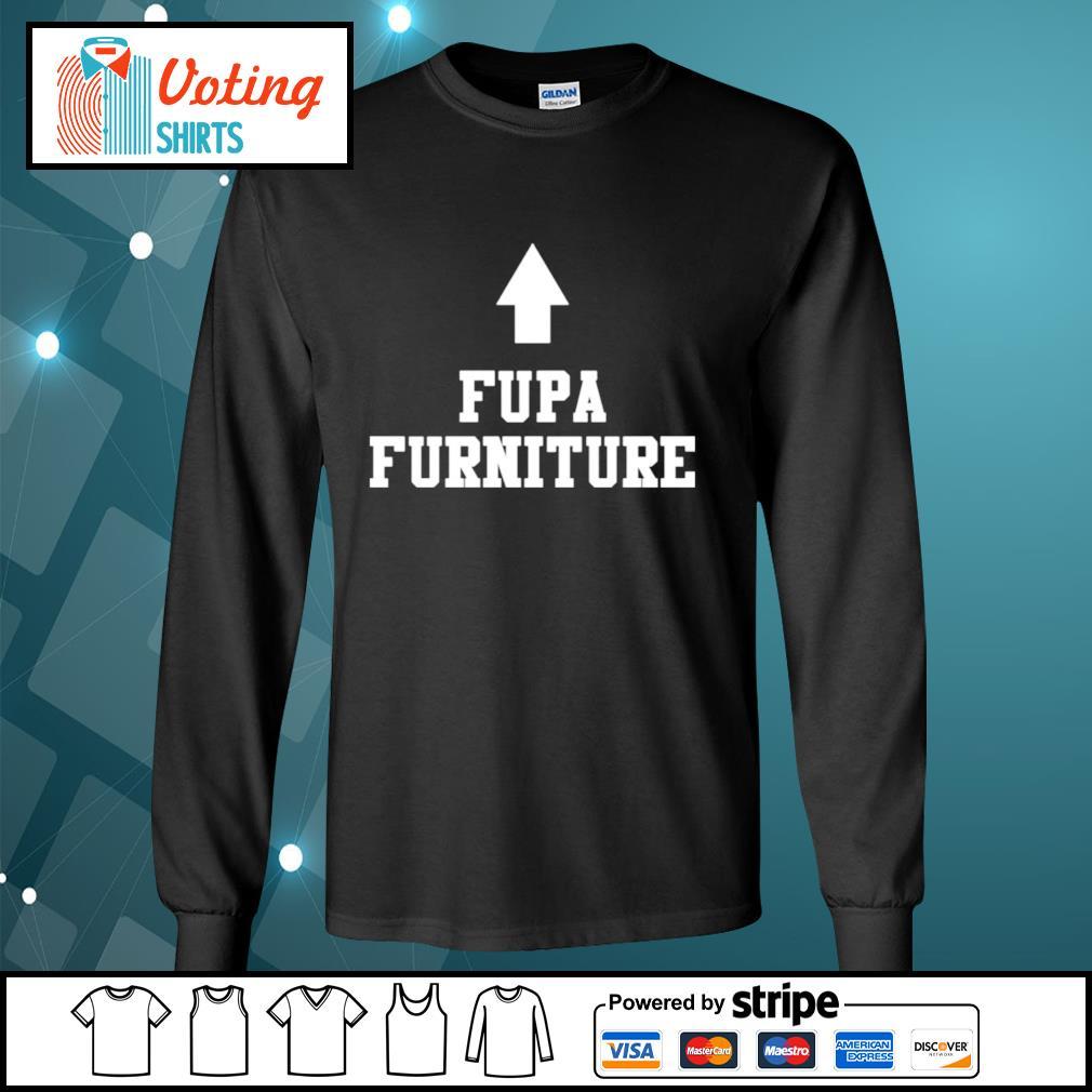 Fupa furniture s longsleeve-tee
