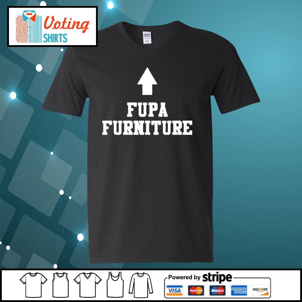 Fupa furniture s v-neck-t-shirt
