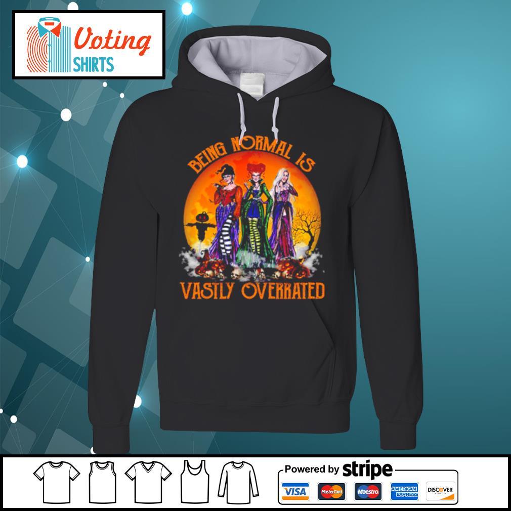 Hocus Pocus being normal is vastly overrated s hoodie