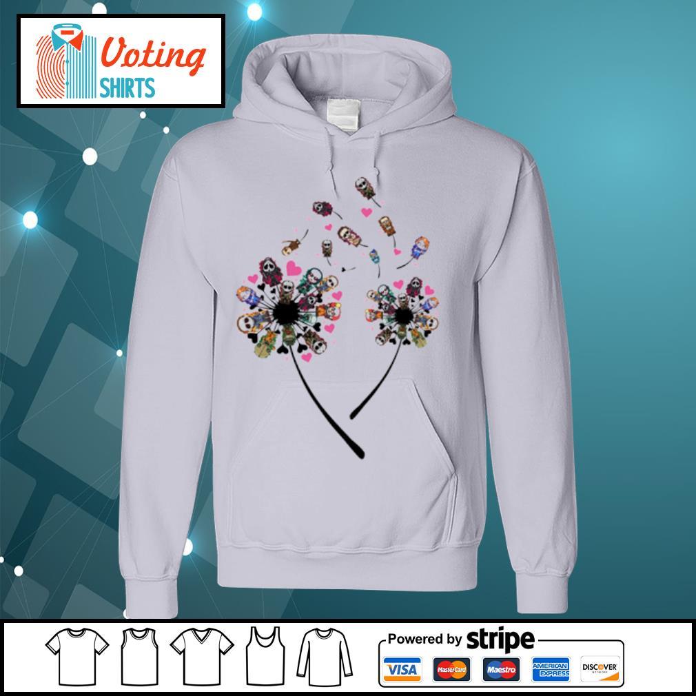 Horror Killers Dandelion Shirt hoodie