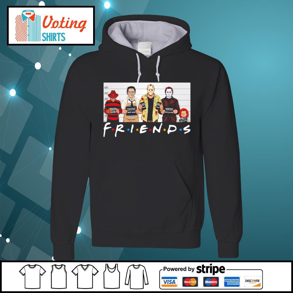 Horror movies characters killers friends s hoodie