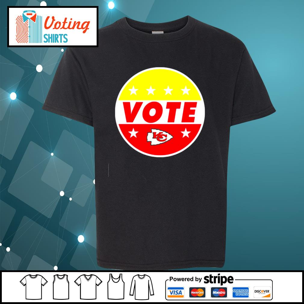 KC Chiefs vote s youth-tee